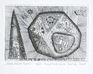 JENTA-DMITRUK Małgorzata Niebo blisko ziemi (2009)