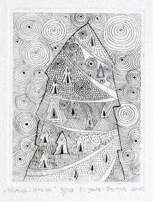 JENTA-DMITRUK Małgorzata Słońce i drzewo (2010)