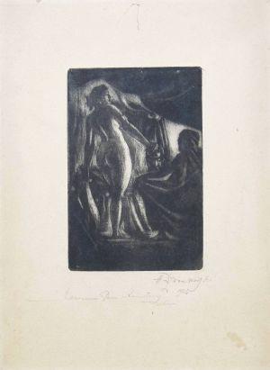 DZWONKOWSKI Aleksander Bez tytułu (1926)