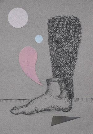 ZDOBYLAK Dawid Zabawy formą abstrakcyjną (2015)