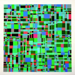 PAMUŁA Jan Pole dyskretnych zmian barwnych (2a) (2018)