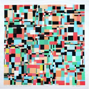 PAMUŁA Jan Pole dyskretnych zmian barwnych (4e) (2018)