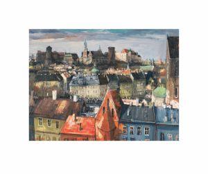 DROHOMIRECKI Mariusz Panorama - Wawel
