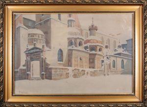 SZCZERBIŃSKI Marian Katedra na Wawelu