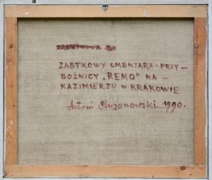 CHRZANOWSKI Antoni