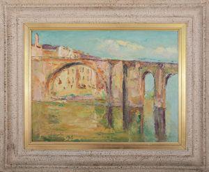 TERLIKOWSKI Włodzimierz Most w Avignon (1946)