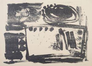 DOMINIK Tadeusz Kompozycja abstrakcyjna (1959)