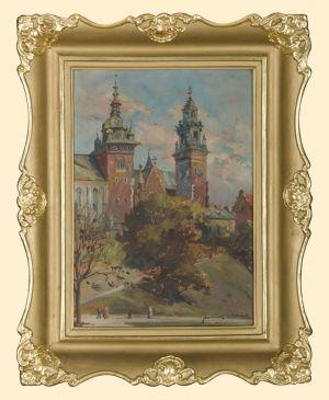 SŁABIAK Juliusz Wawel