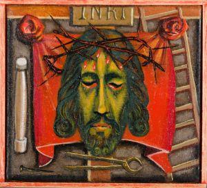 ZDOBYLAK Dawid Chrystus i narzędzia Męki (2019)