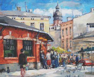 DROHOMIRECKI Mariusz Kazimierz - Plac Nowy