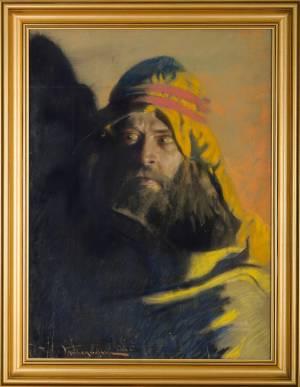 WYGRZYWALSKI Feliks Michał Autoportret