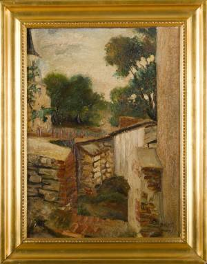 MILLI Zygmunt Stare mury (1931)