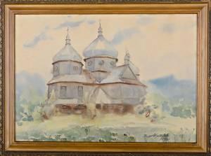 BATYCKI Adam Cerkiew świętych Piotra i Pawła w Kosmaczu (1928)