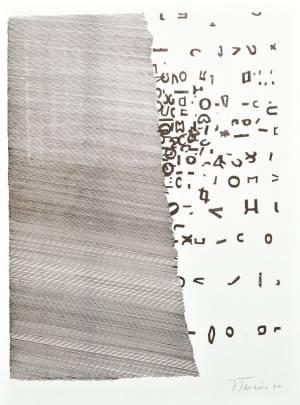 TARASIN Jan Bez tytułu (V) (1990)