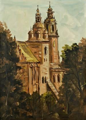 GERLACH Eugeniusz Katedra Wawelska