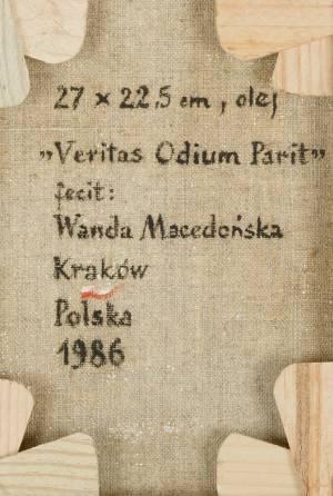 MACEDOŃSKA Wanda