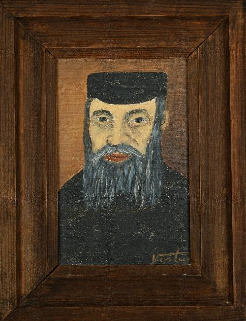 KOSTUR Karol Portret I