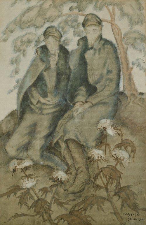 SEWERYN Tadeusz Legioniści (II) (1917)