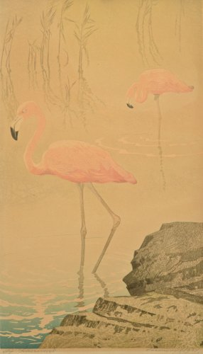 LASZENKO Aleksander Flamingi (1934)