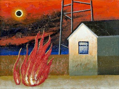 ZDOBYLAK Dawid Ogień w fabryce (2020)
