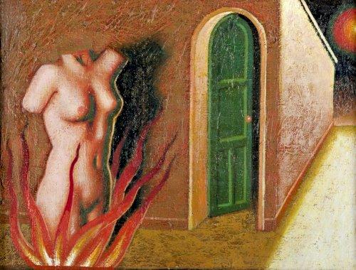 ZDOBYLAK Dawid Zielone drzwi (2020)