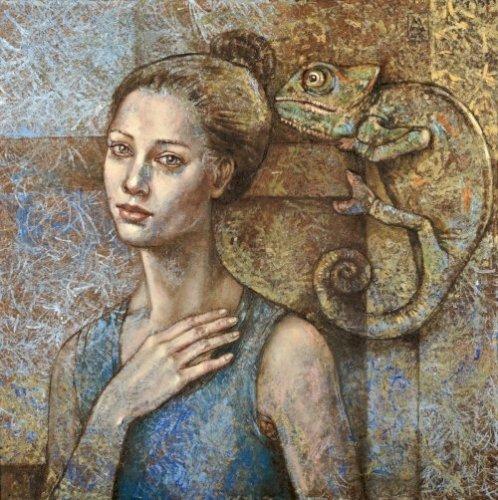 SKOCZEK-WOJNICKA Mira Czy Kama ma kameleona (2021)