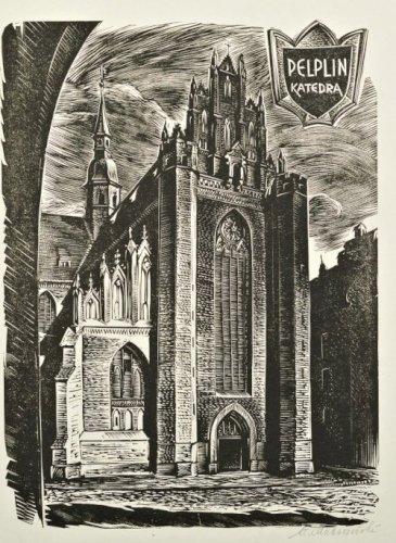RACZYŃSKI Stanisław Katedra w Pelplinie