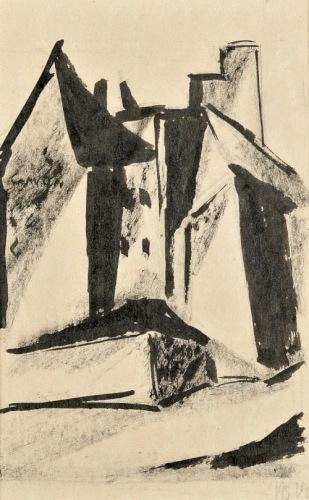 BRZESKI Janusz Maria Miasto (1927)