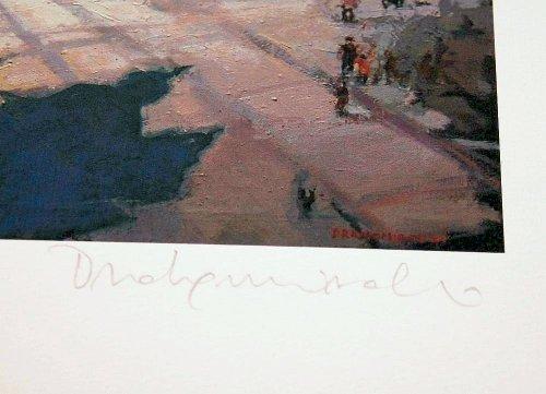 Podpis Mariusza Drohomireckiego