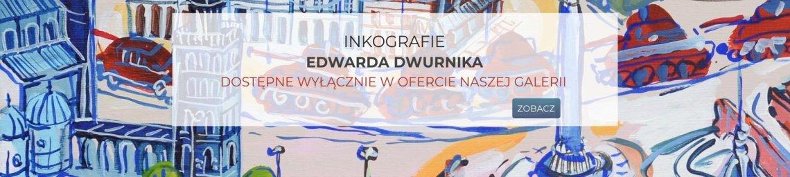 Edward Dwurnik inkografie
