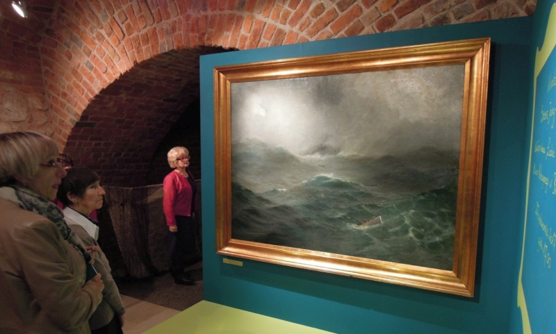 Soter Jaxa-Małachowski -wystawa