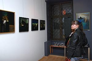 Wystawa Stanisława Kuskowskiego