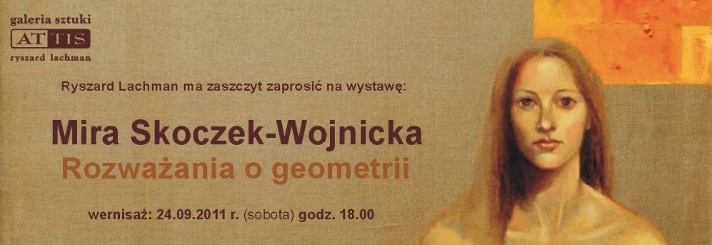 Wystawa Miry-Skoczek  Wojnickiej