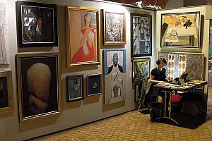 warszawskie targi sztuki 2013