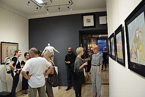 Wystawa Mai Woźniak