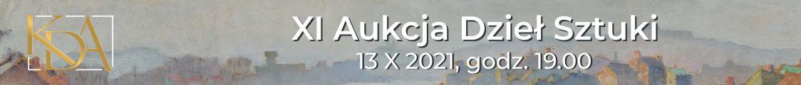 XI Aukcja Dzieł Sztuki KDA